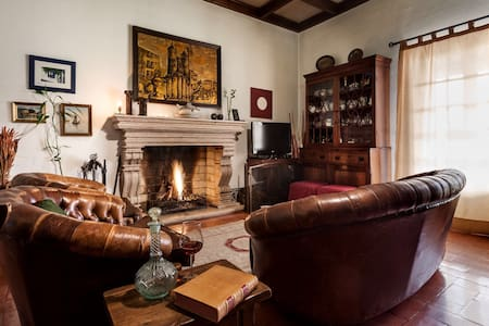 Casa do Escritor- Quarto Vergilio - Évora - Bed & Breakfast