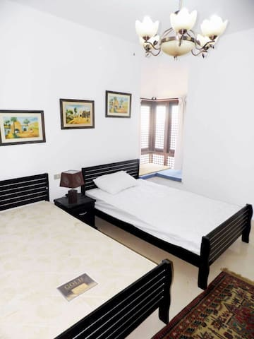2 bed rooms el gouna abu tig marina