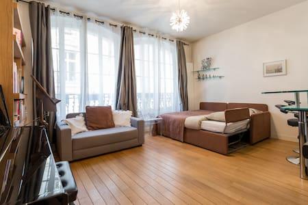 Charming Studio - Le Marais - Paris - Apartment