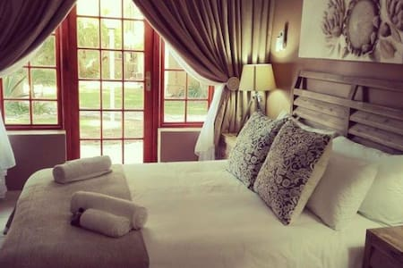 Augrabies Falls Lodge-Double Room - Ground Floor