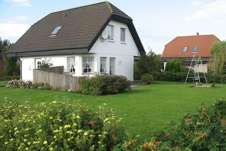 """Das """"Weiße Haus"""" - Friedrichskoog"""