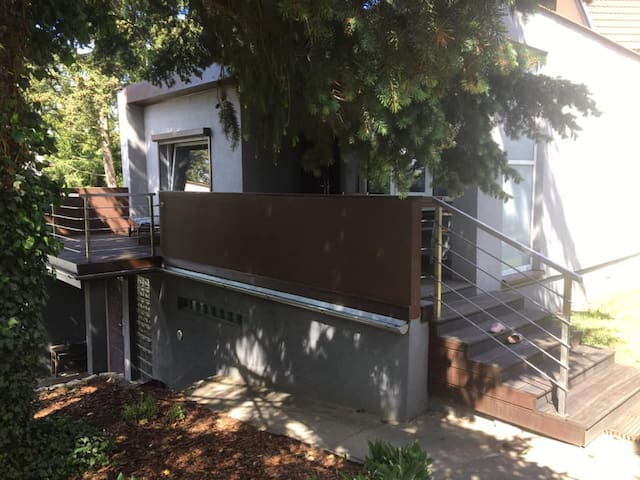 Boszkowo summer house & apartment-luksusowy domek
