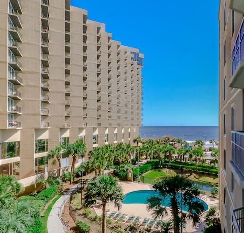 *NEW:  Royale Palms 2 BR condo on 3rd Floor:  303