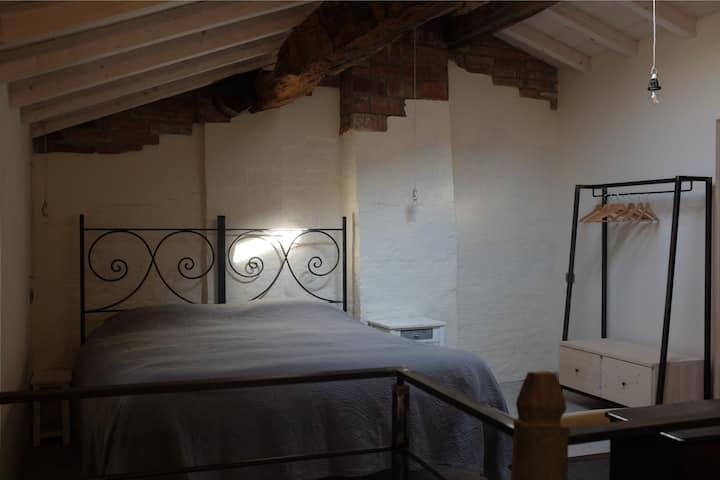 Appartamento in Cascina tra tradizione e design