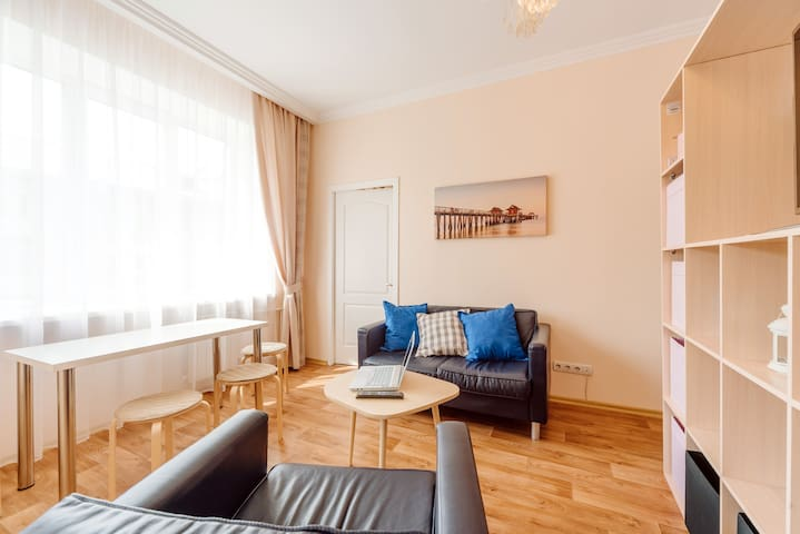 Room in Apartment in the center - Krasnoyarsk - Apartment