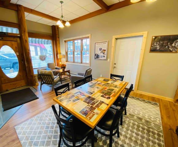 A Taste of Ely | 4 bedroom, 2 Bath, Sauna Getaway