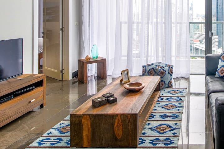 Corporate Stays | Balboa Ave. | Sophisticated 1BR