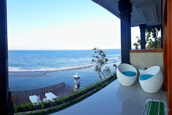 Nusa Penida Romance 2 Adult Pool Beachfront OGix