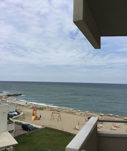 Riviera Romagna - appartamento sul mare - Misano Adriatico - Huoneisto