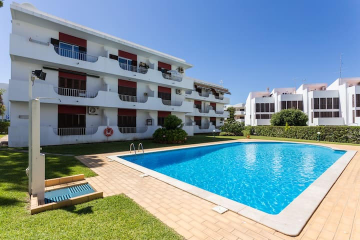 RV Lovely Apart 1BD Vilamoura - WIFI|Air Con|Pool