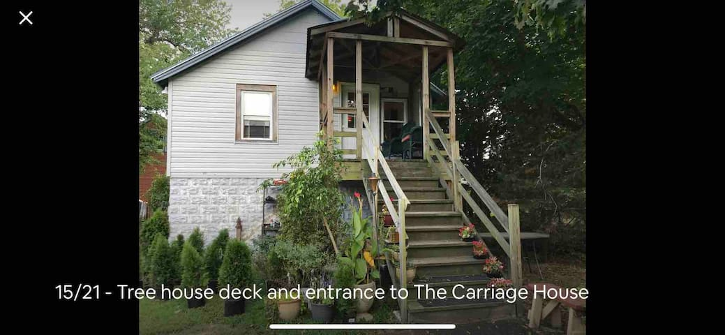 A Carriage House