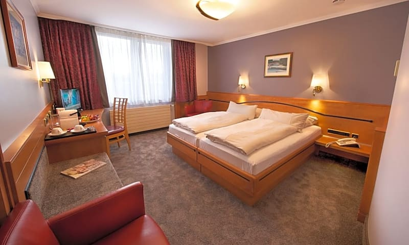 Hotel Torbräu, Double Room Standard - 1 King