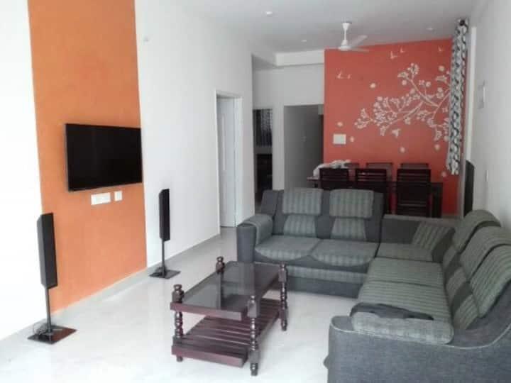 Immanuel Homestay, Flat A Kalathilpady, Kottayam