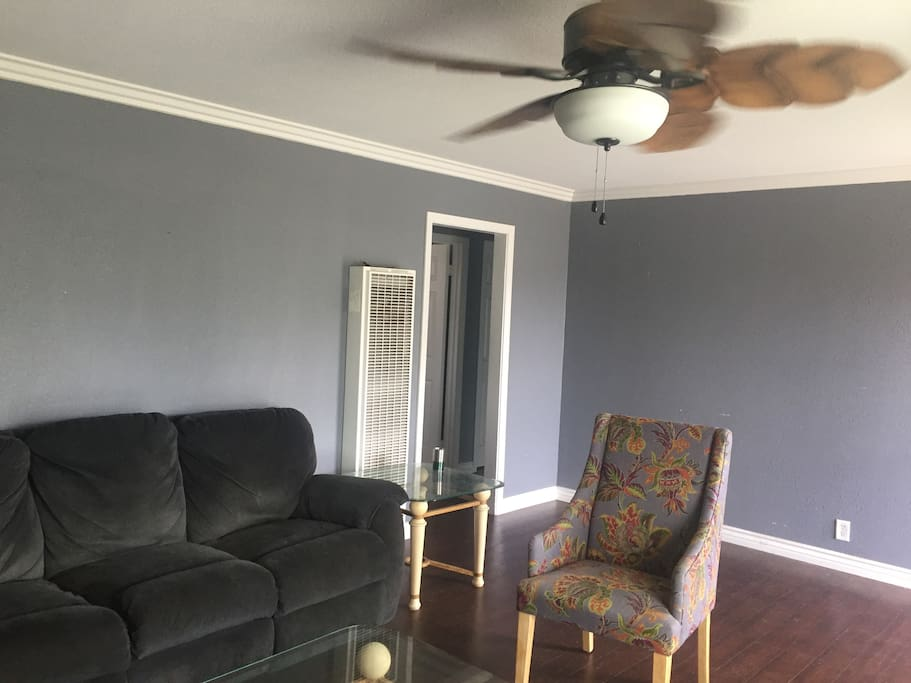 Living room - Will post much better pics after July 15