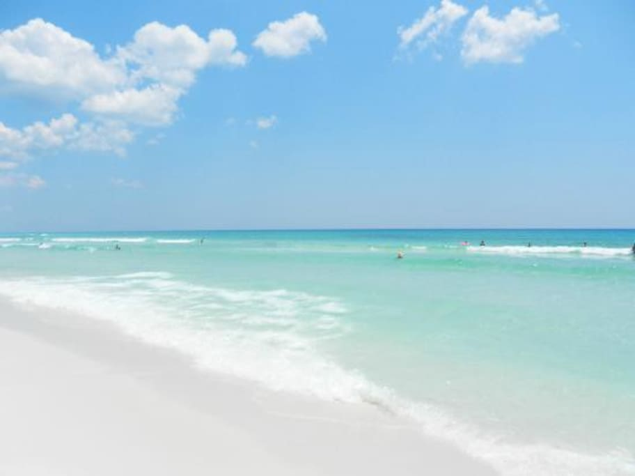 Miramar Beach in Destin