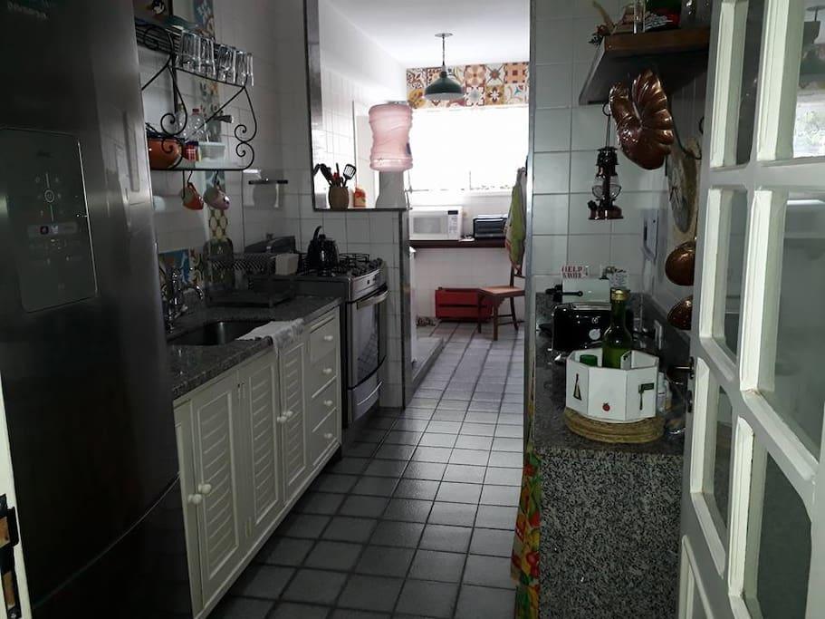 cozinha equipqda