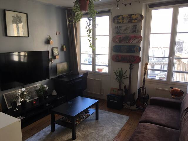 Cosy apartment, Heart of Paris