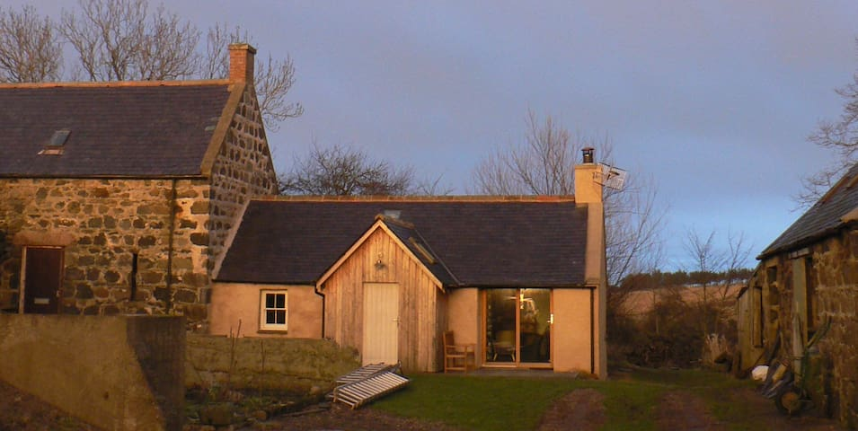The Bothy, Milton of Tillynaught - Cornhill - Casa