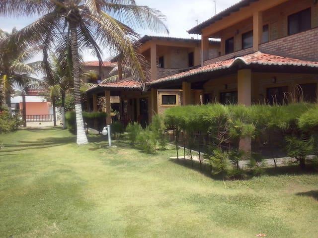 Casa em praia paradisíaca -House on paradise beach - Rio Grande do Norte - Apartment
