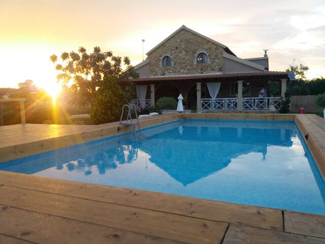 Elmar Deluxe Villa with private pool