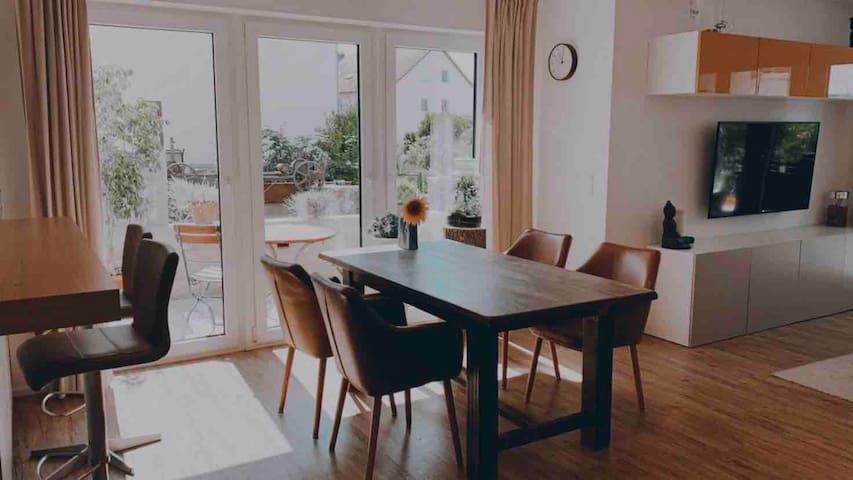 Vollmöblierte 3-Zimmer Wohnung mit Wohlfühlfaktor