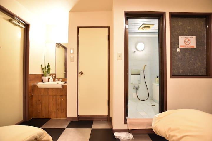 34★COZY ROOM CENTRAL TOKYO.JR IKEBUKURO 5 MIN WALK