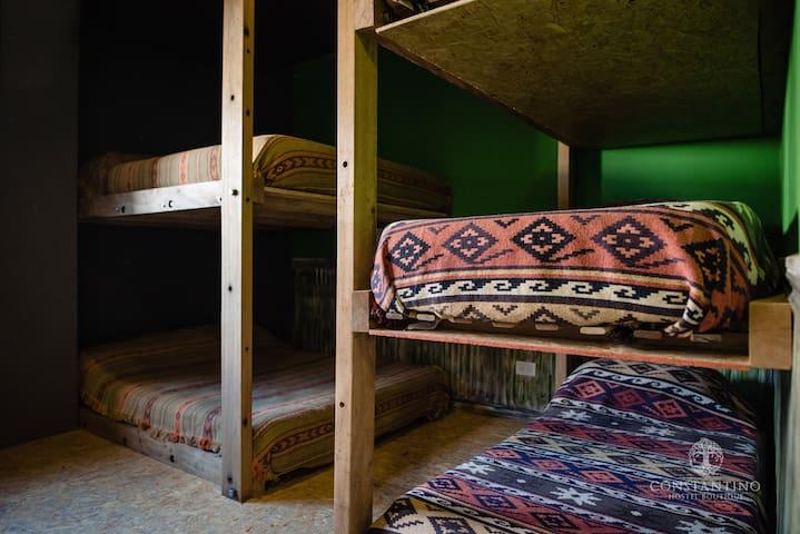 habitacion familiar en hostel boutique #10