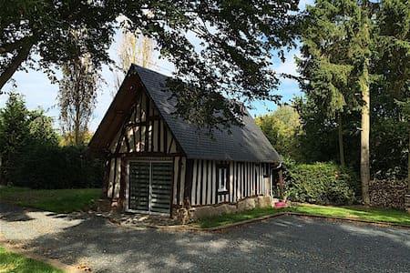 Maison Normande Atypique En Duplex - Bonneville-la-Louvet