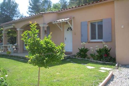 Pavillon plein pied - Aubres - Villa