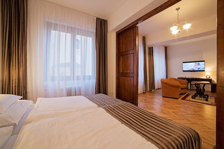 spacious appartement in the centre. - Banská Štiavnica - Gjeste suite