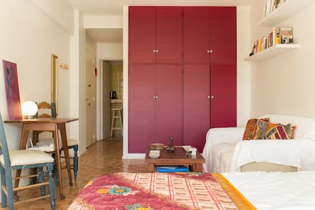 Bright, quiet and well located - Buenos Aires - Wohnung