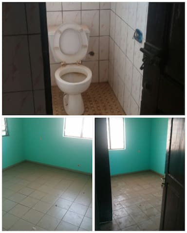 appartement une piece wc douche interne climatisee