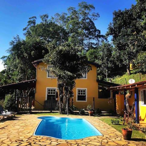 Sitio na Serra da Mantiqueira Itatiaia Itamonte