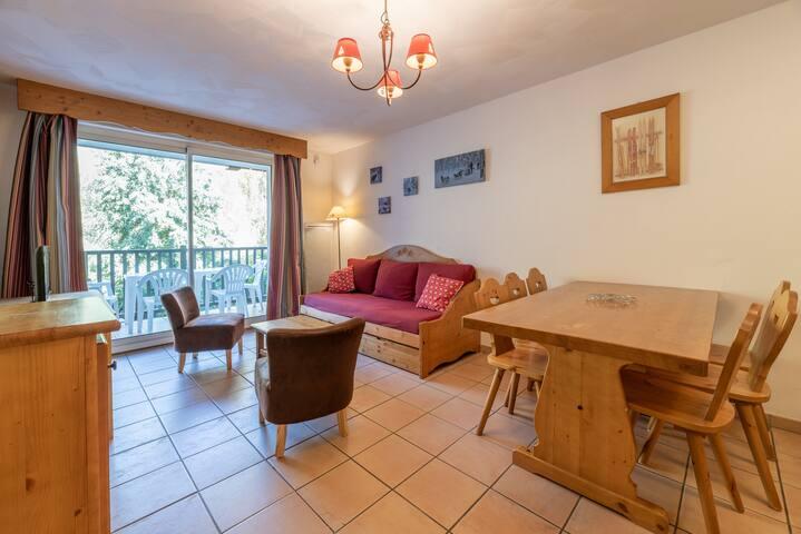 Chaleureux appartement de Standing 6p Saint Lary