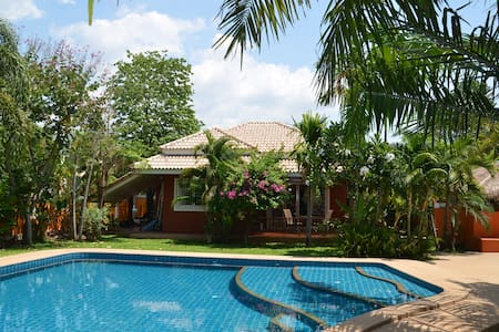 Noi's Secret Garden - Tambon Nong Kwai - Hus