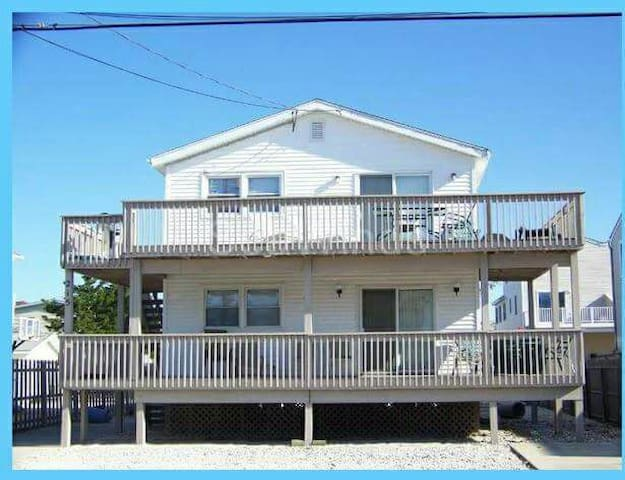 1-Downtown Sea Isle - first floor - Sea Isle City - Casa