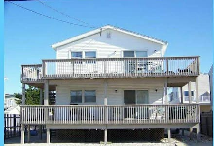 1-Downtown Sea Isle - first floor - Casa