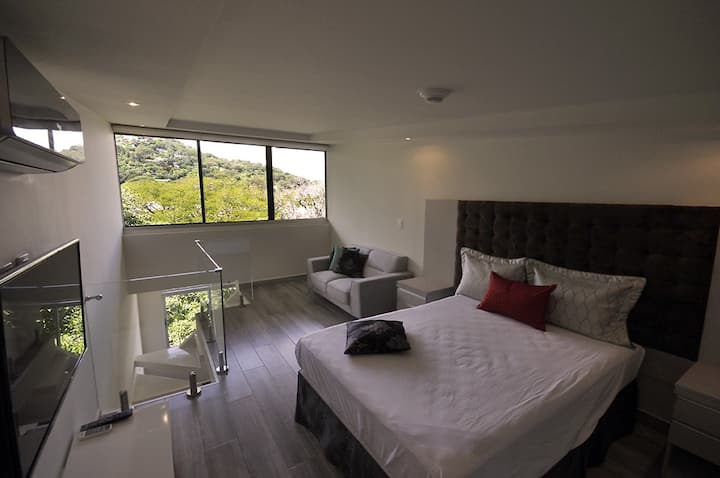 Confortable & Fancy location!