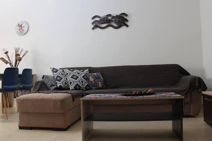 Antony's & Sunday's apartment