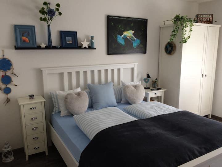 Bild-schöne Wohnung mit Wohlfühlcharakter