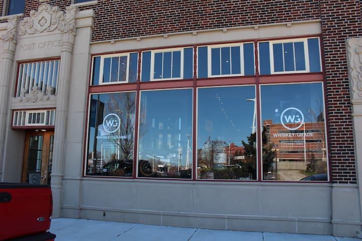 RNC rental , Downtown Cleveland - Cleveland - Lyxvåning