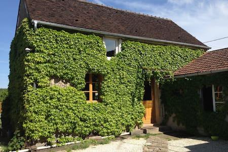 Maison 75 m2 Jardin Vue dégagée - Asnières-sous-Bois