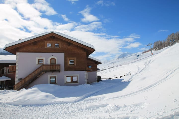 Cozy Holiday Home in Livigno Italy near Ski Area