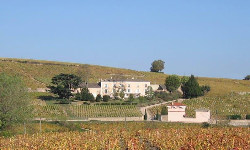 Domaine du Clos des Garands - Fleurie - Gjestehus