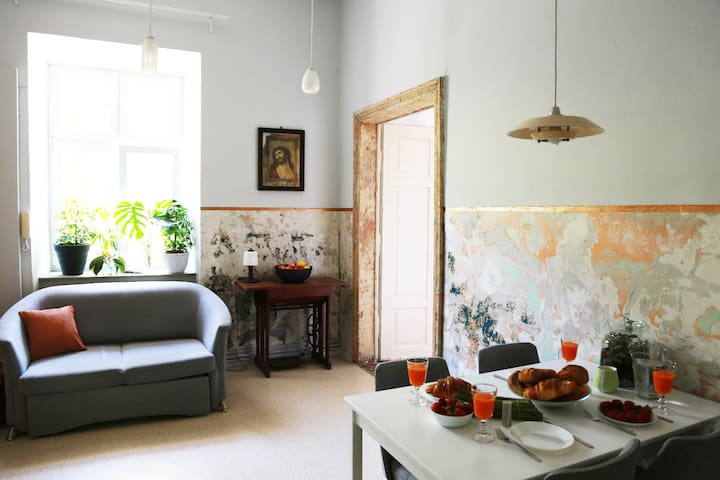 Unique apartment in the heart of Kazimierz <3