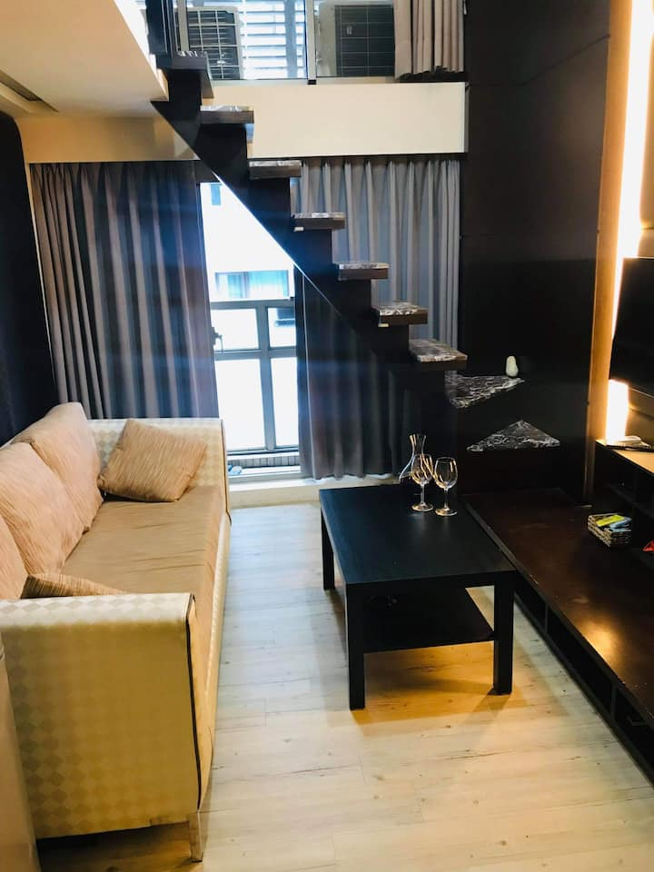 Cozy and clean hotel like apartment /3 min to MRT