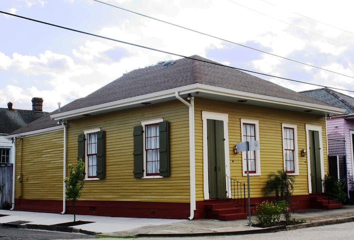 FAB Furnished Home in Marigny - Bearigny Suites - New Orleans - Ház