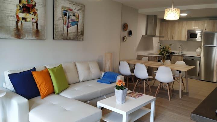 Apartamento Terraza Ega 1