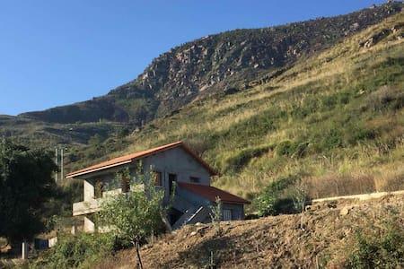 Maison de vacance à Azeffoun Kabylie