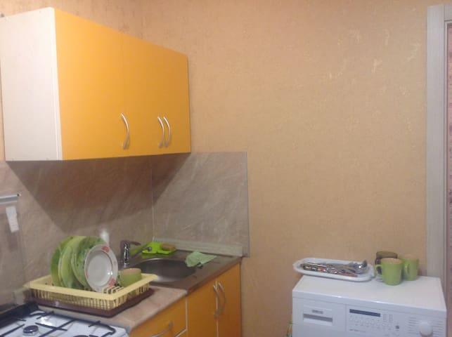 квартира  в  сердце  Тулы - Tula - Mobilyalı daire